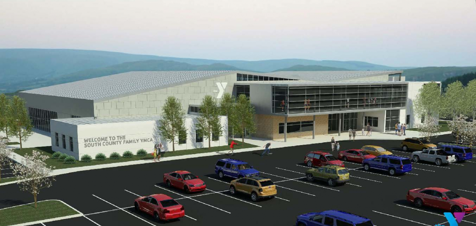 South County Family YMCA Rendering
