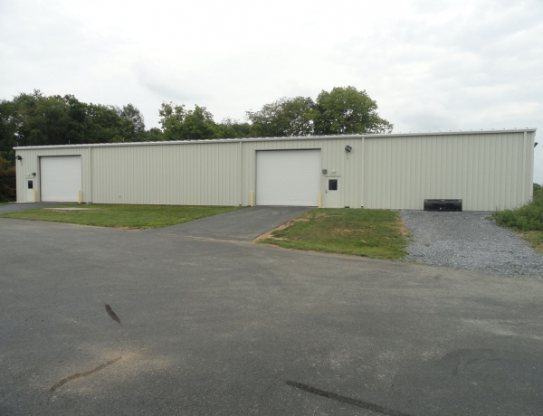 Intelsat Storage Building Expansion