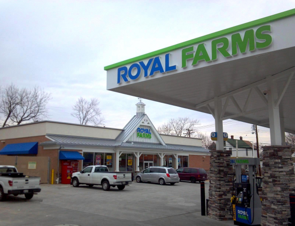 Royal Farms #50