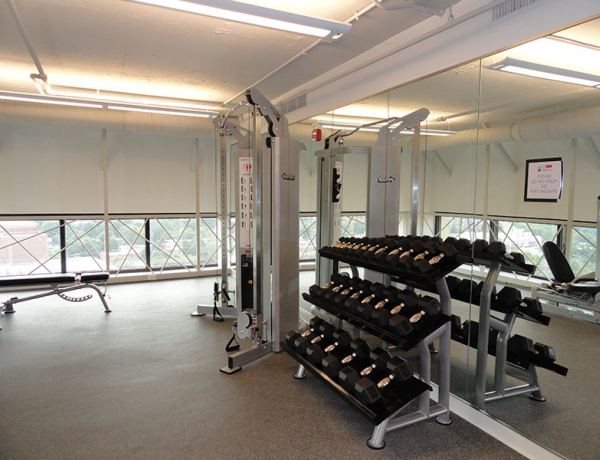 WREIT Fitness Center - Arlington