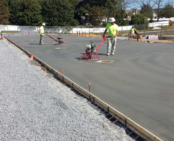 Specialty Concrete